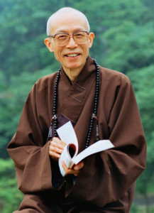 聖嚴法師 Master Sheng-Yen